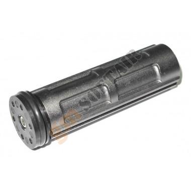 Pistone con Testa in Alluminio