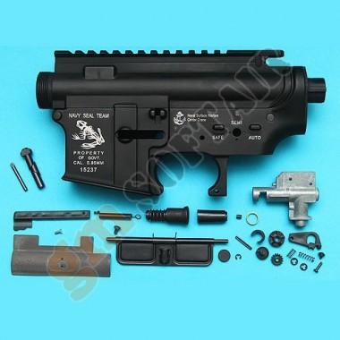 Guscio M4/M16 Skull Frog Type B