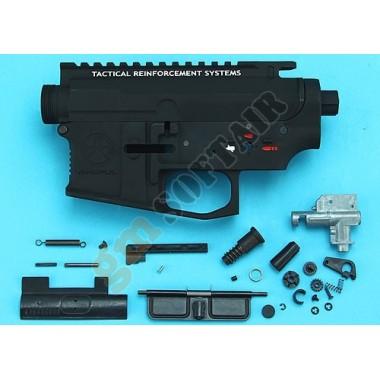 Guscio M4/M16 VLI Magpul Type Nero
