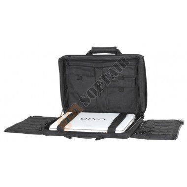 Helikon Nylon Laptop Valigetta Coyote//Nero