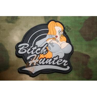 Patch Bitch Hunter Swat (grigia)
