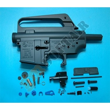 Guscio in Metallo M16 Vietnam
