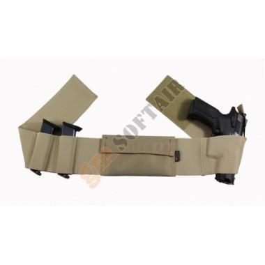Elastic Belt Holster NERO tg.XL