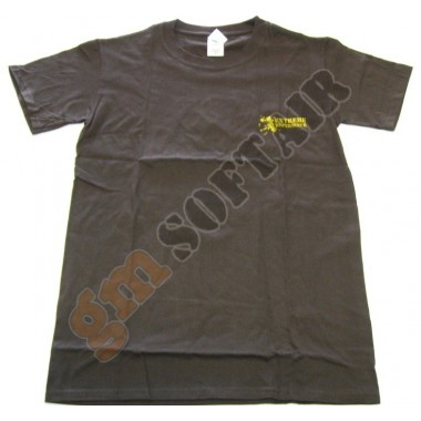 T-Shirt Brown Extreme Experience 3D tg.XL