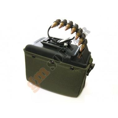 Caricatore Elettrico da 1100 bb per LMG (LMG-1100-G ARES)