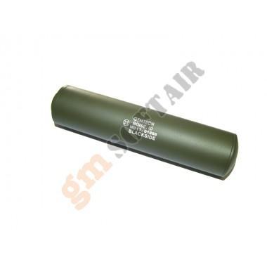 Silenziatore Gemtech Blackside Verde