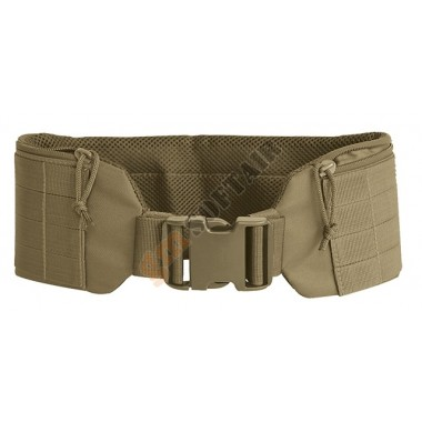 Padded Gear Belt Coyote TAN tg. S-M