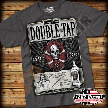 T-Shirt Double Tap Grigia tg.L