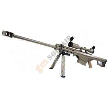 Barrett M82 Elettrico TAN