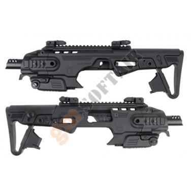 CAA RONI B Pistol-Carbine per M9 Nero