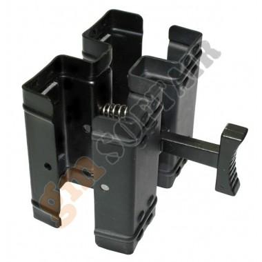 Accoppia Caricatori in Metallo per MP5