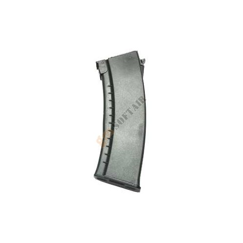Caricatore Monofilare per AK74 da 77bb Nero