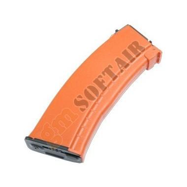 Caricatore Maggiorato per AK74 da 500bb Orange (P209P-1 CLASSIC ARMY)