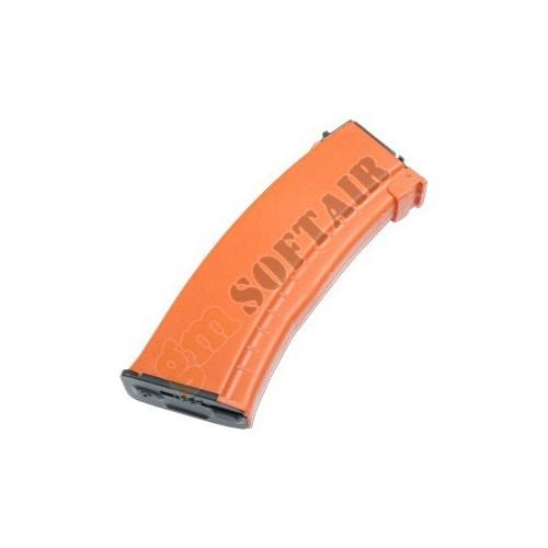 Caricatore Maggiorato per AK74 da 500bb Orange