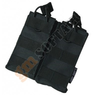 Double M4/M16 Magazine Pouch (Black)