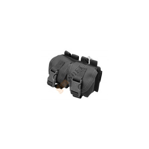 Frag Grenade Double Pouch (BLACK)
