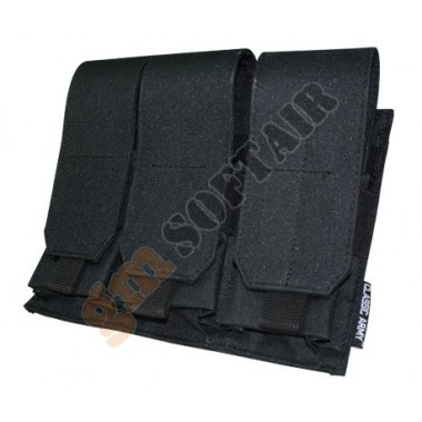 M4/M16 Single Magazine Pouch x3 Black