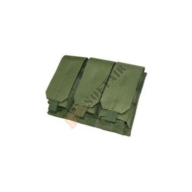 M4/M16 Single Magazine Pouch x3 OD