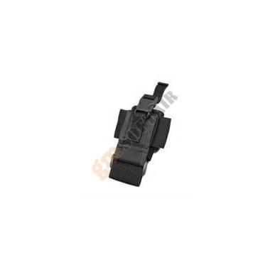 Small Radio Pouch (BLACK) (E019-B CLASSIC ARMY)