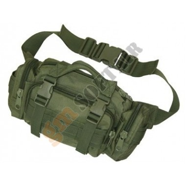 Tool And Regular Medical Waist Bag (OD Green)