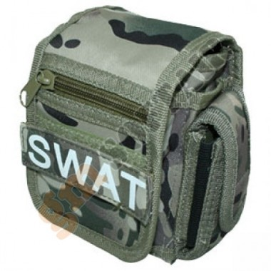 Duty Waist Bag (CP) (E042C CLASSIC ARMY)