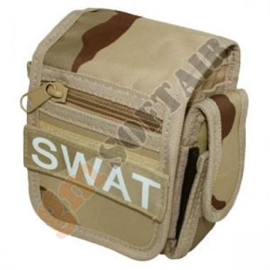 Duty Waist Bag (Desert 3 Color) (E042E CLASSIC ARMY)