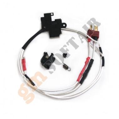 Impianto Elettrico Anteriore M4 (T-Plug)