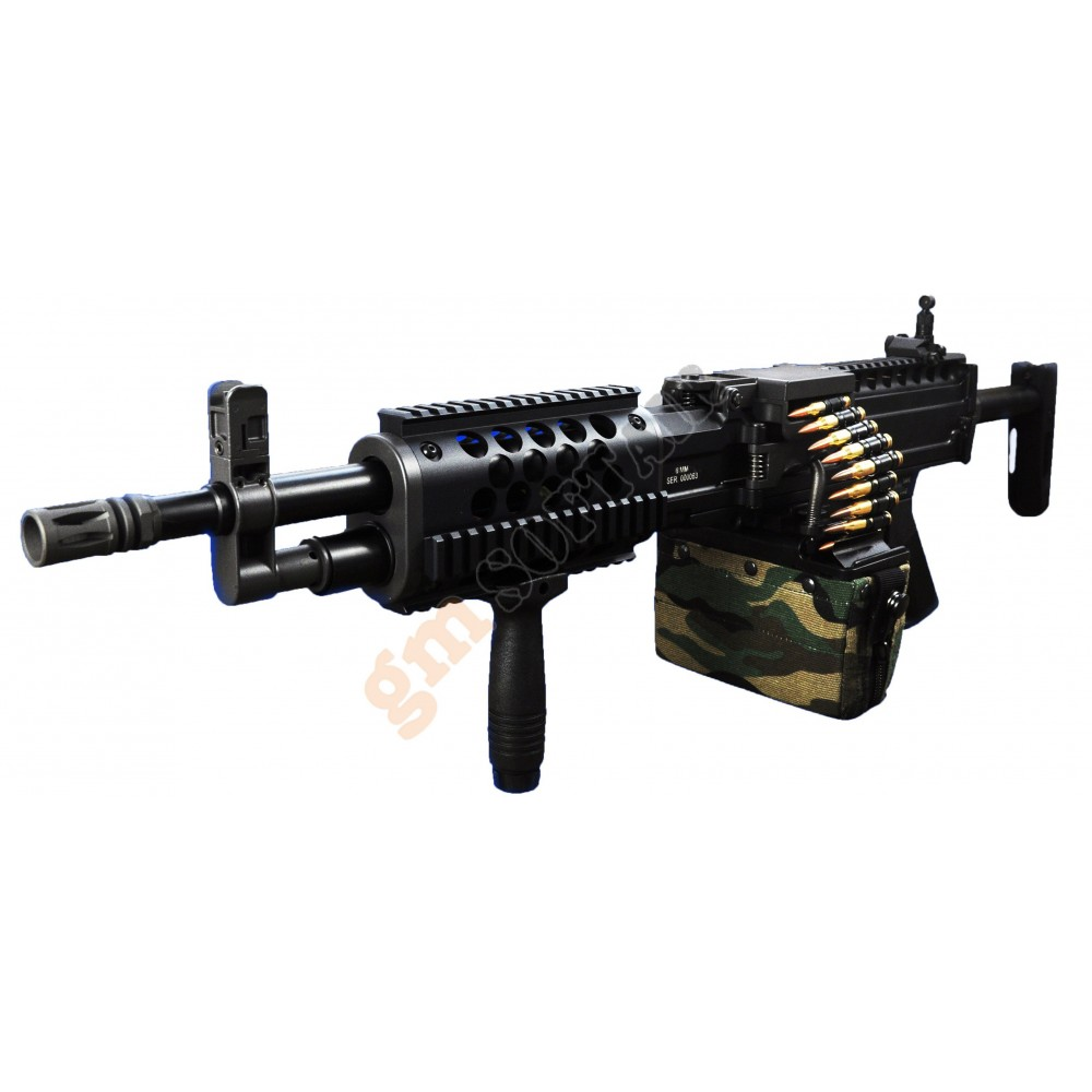Light Machine Gun (CA063M CLASSIC ARMY) - Gm SoftAir Srl