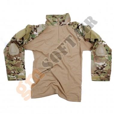 Tactical Combat Shirt Multicam tg.M