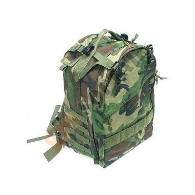 Airborne Assault Pack Woodland