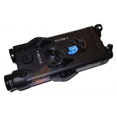 PEQ-2 Porta Batteria Nero