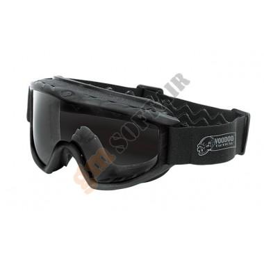 Ballistic Resistant Goggle Set Neri