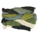Camo Suit Yarn - Fili Assortiti per Ghillie Suit