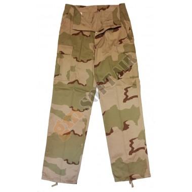 Pantalone BDU Desert 3 Colori tg. XL (FOSTEX)