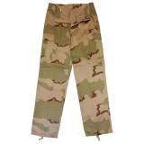 Pantalone BDU Desert 3 Colori tg.XS
