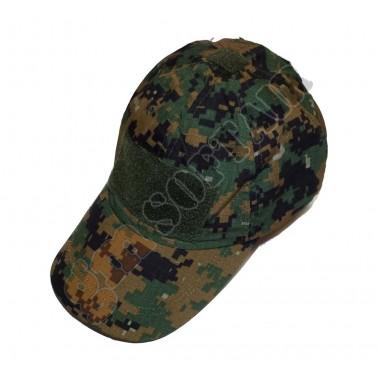 Cappellino Marpat con Velcro