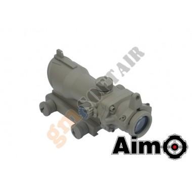 Acog 4x32 Reticolo Illuminato TAN