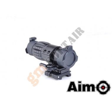ET Style 4x FXD Magnifier Nero