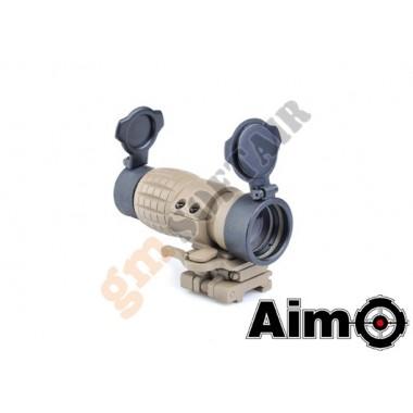 ET Style 4x FXD Magnifier TAN