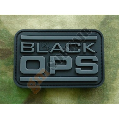 Patch Black OPS Nera