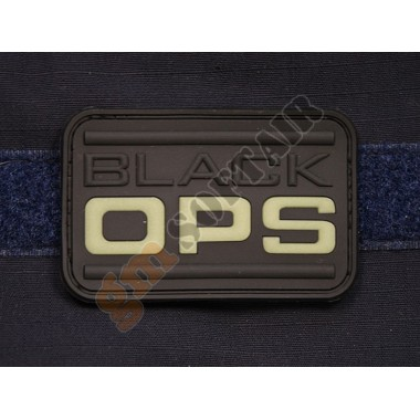 Patch Black OPS Fluo