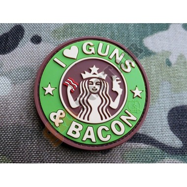 Patch Guns and Bacon Multicam
