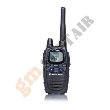 Radio G7 Pro Nera