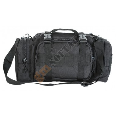 Enlarged 3-Way Deployment Bag Nero