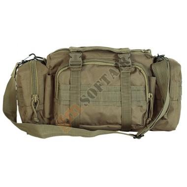 Enlarged 3-Way Deployment Bag Coyote TAN
