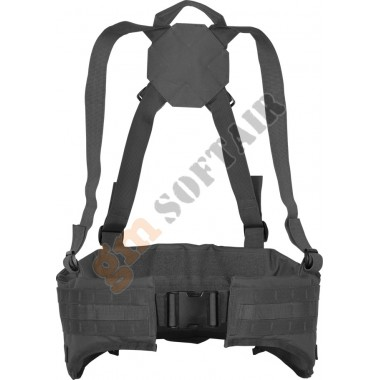Snipers Padded Belt Nero (Large)