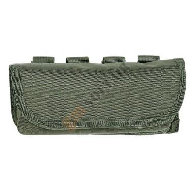 Shotgun Shell Horizontal Pouch Olive Drab