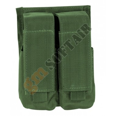 Double M18 Smoke Grenade Pouch Olive Drab