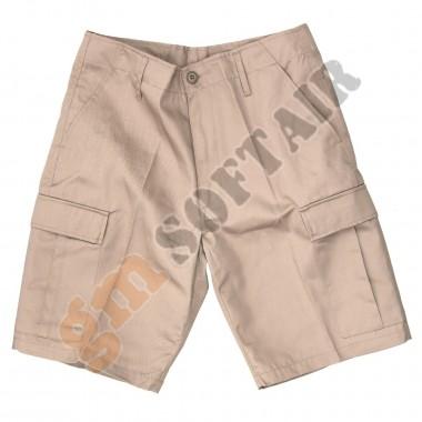 BDU Short Pants Sabbia tg. S (FOSTEX)