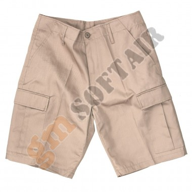 BDU Short Pants Sabbia tg.M